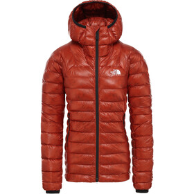 The North Face L3 Down Hoodie Dame Picante Red/Picante Red